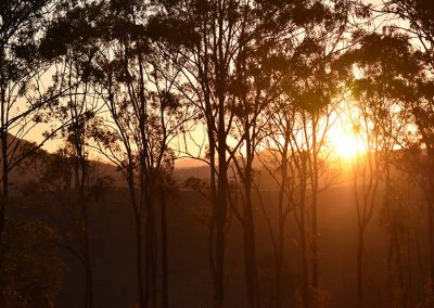 Sunset View Scenic Rim