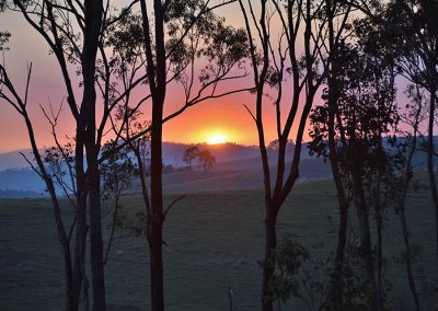 Scenic Rim Sunset Views