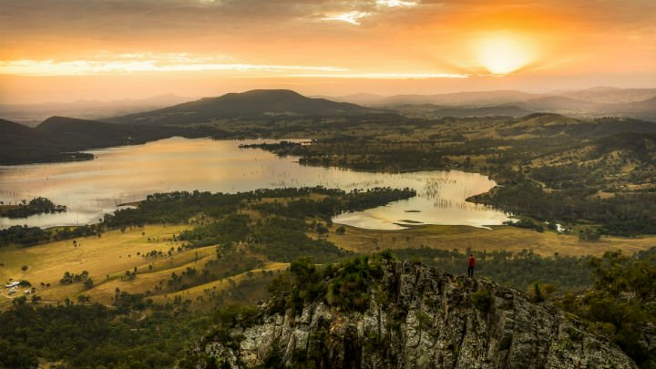 Visit Brisbane: 32 Things in the Scenic Rim